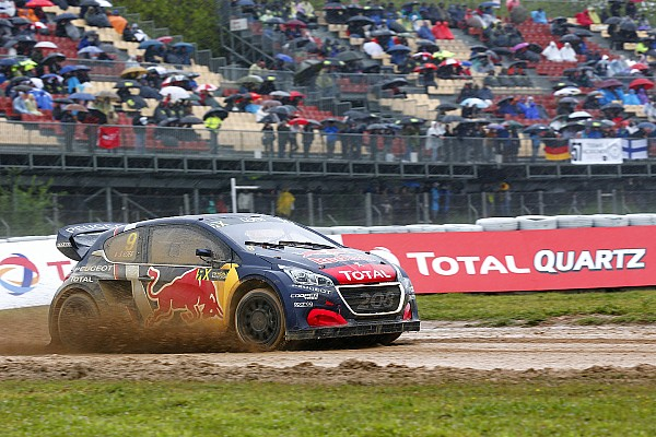 World Rallycross Breaking news Peugeot plans to bring new 208s to Sweden