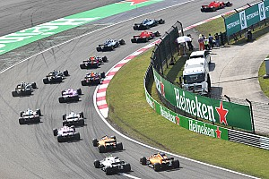 La FIA va contra los escapes sopladores en F1