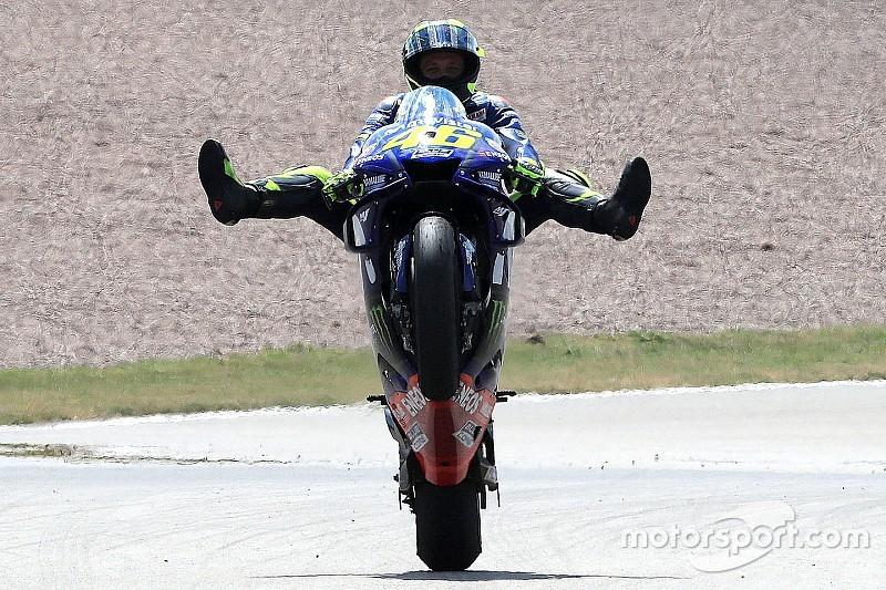 Valentino Rossi im Interview: Rituale, Konkurrenz & schöne Frauen