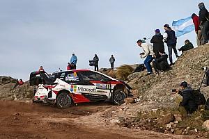 WRC Самое интересное Бенефис Тянака: герои и антигерои Ралли Аргентина