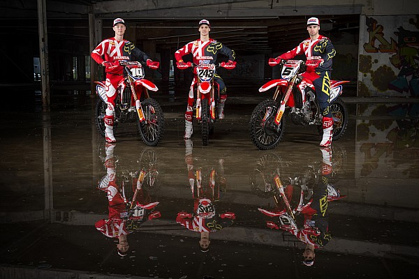 MXGP Top List GALERI: Skuat kroser Team HRC MXGP 2018