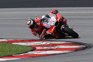 MotoGP Noticias Jorge Lorenzo es el mismo de hace un año