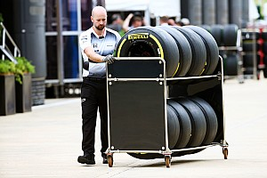 Formula 1 Breaking news Pirelli hopes for fixed tyre choices for early 2017 races