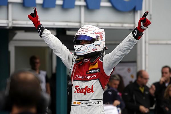 Audi DTM refugee Molina gets SMP Ferrari seat in Blancpain