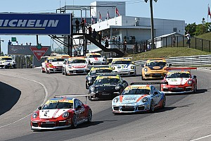 IMSA Others Breaking news Porsche GT3 Cup Challenge Canada unveils 2017 schedule