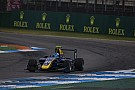 Hockenheim GP3: Hughes wins, Albon loses points lead after crash