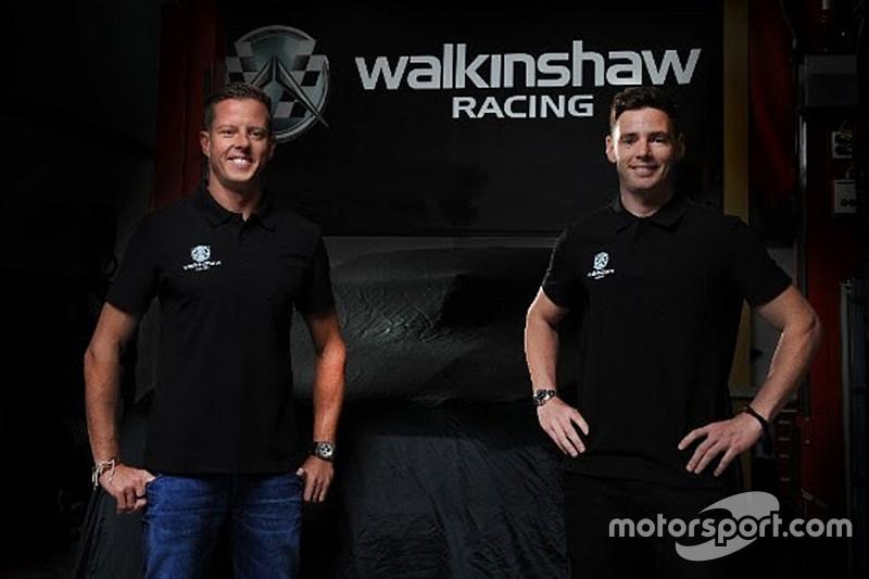 Walkinshaw Racing verlängert mit James Courtney, holt Scott Pye