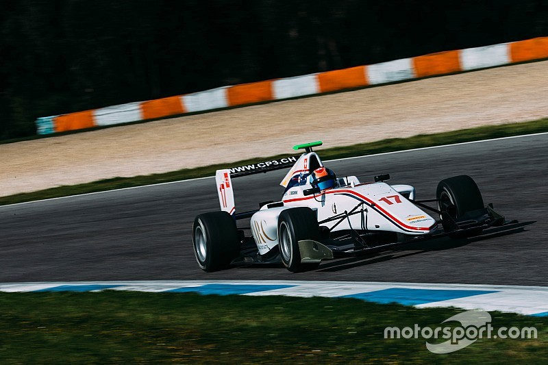 Boschung switches to Koiranen for second GP3 campaign