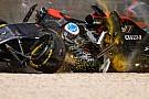 Fotostrecke: Der fürchterliche Unfall von Fernando Alonso in Melbourne