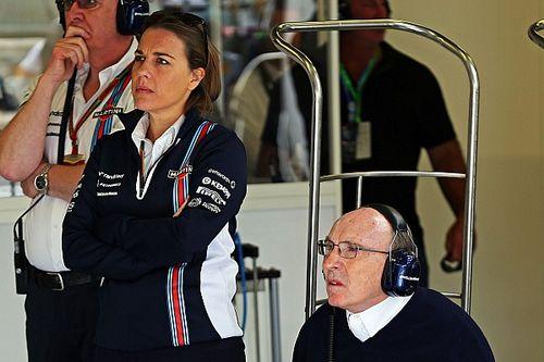 عائلة ويليامز تبتعد عن فريق الفورمولا واحد