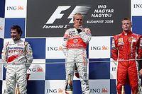 Há 12 anos, Kovalainen triunfava na Hungria; veja vencedores de apenas um GP na F1