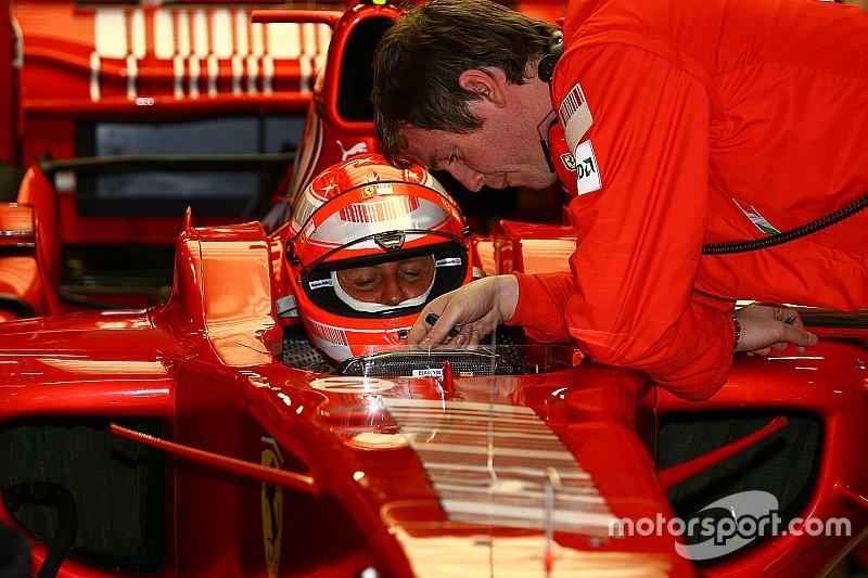 День в історії: Шумахер - тест-пілот Ferrari