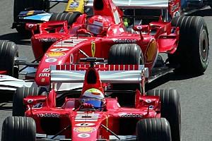 Massa: En iyi takım arkadaşlarım Schumacher ve Alonso'ydu