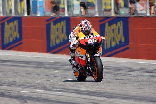 Rea decepcionado de no haber tenido una oportunidad en MotoGP