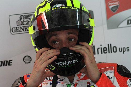Suzuki buscó fichar a Valentino Rossi a través de Facebook