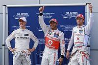 GALERÍA: Lewis Hamilton y sus 92 pole position