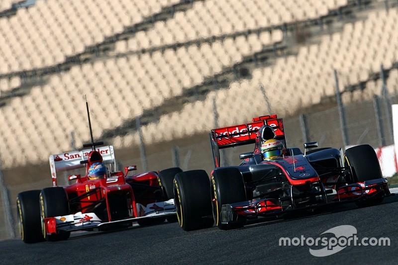 Hamilton: Alonso'nun bugün kazanan bir araçta olmaması beni üzmüyor