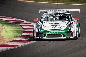 Porsche Carrera Cup France Résumé d'essais Julien Andlauer tient son rang