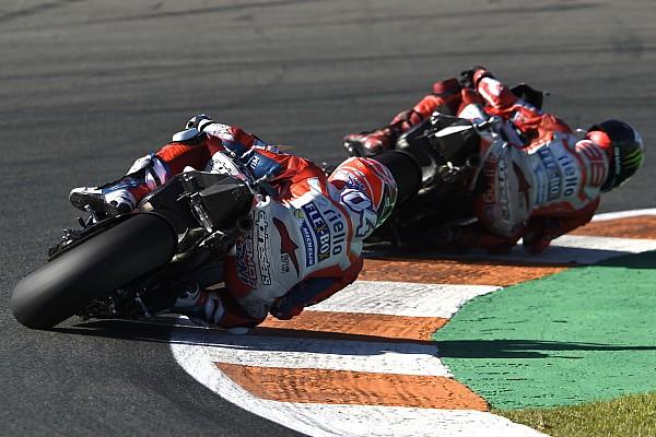 Ducati: la GP18 arriverà a Sepang perché ci sono ancora dubbi da fugare