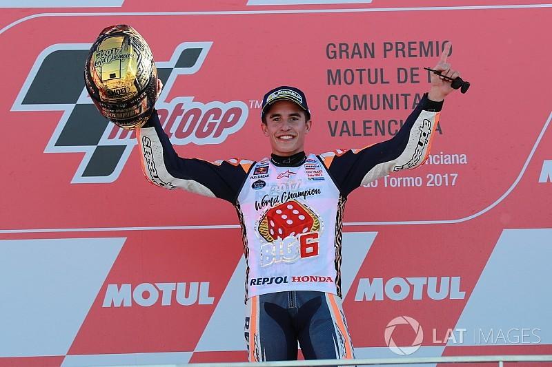 Crutchlow: Marquez adalah satu-satunya alien MotoGP saat ini