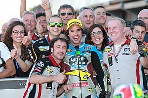 MotoGP Actualités Morbidelli, le choix gagnant de Michael Bartholemy chez Marc VDS