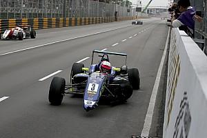 سباقات الفورمولا 3 الأخرى أخبار عاجلة هابسبرغ: حادث المنعطف الأخير في ماكاو أفضل من المركز الثاني