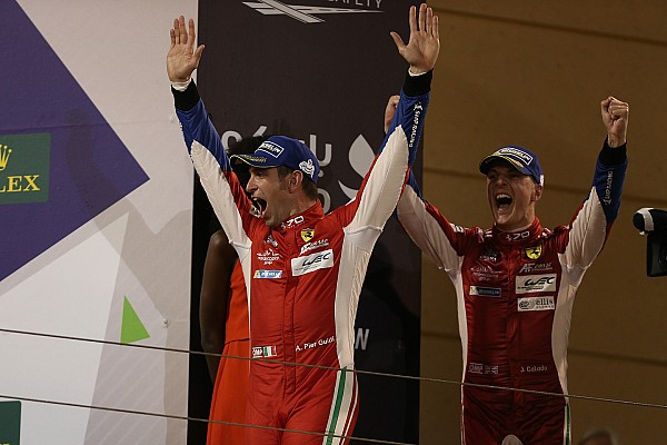 Fotogallery Ferrari: Pier Guidi e Calado campioni WEC GTE-PRO