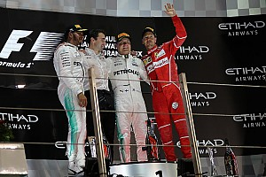F1 Reporte de la carrera Bottas gana la última carrera de la temporada