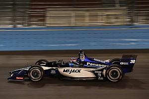 IndyCar テストレポート 佐藤琢磨、好ペースを維持! フェニックス・テスト2日目で総合トップ