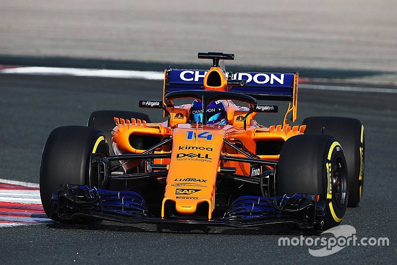 """""""There shouldn't be any debate"""" over F1's halo - Alonso"""