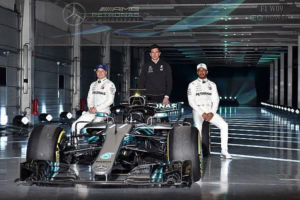 Hamilton confident new Mercedes not a 'diva' like W08