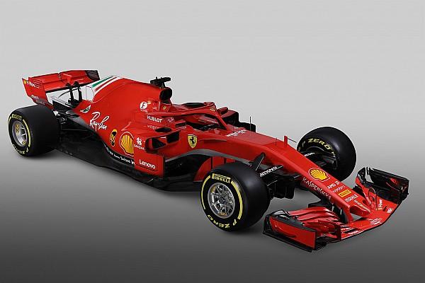 F1 Top List GALERÍA: este es el nuevo Ferrari SF71H