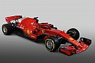 Formula 1 Ferrari reveals its 2018 F1 car, the SF71H