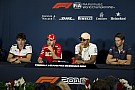 Monaco GP: Wednesday's press conference