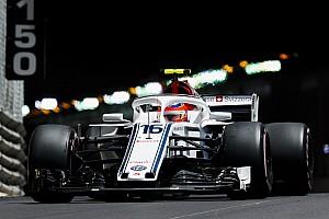 Leclerc: nessuna sanzione FIA, si è rotto il disco freno anteriore sinistro