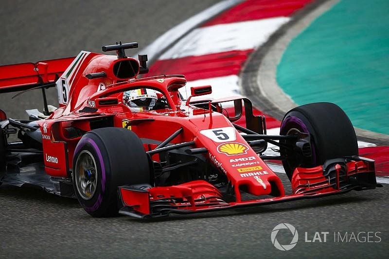 Shanghai, Libere 3: con il freddo dominano le Ferrari