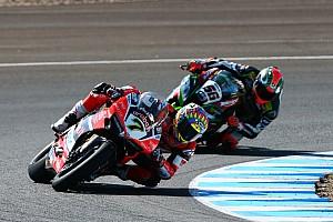 Superbike-WM News Chaz Davies: Könnte am Limit Gas zudrehen - aber nicht in meiner DNS