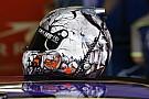 NASCAR Cup Bildergalerie: Der Halloween-Helm von NASCAR-Star Kyle Busch