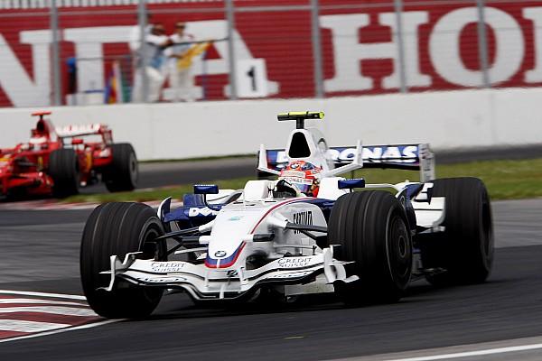 Formule 1 Nostalgie Quand Kubica abordait l'été en leader du championnat