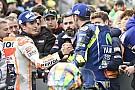 Rossi ulang tahun ke-39, Marquez lontarkan pujian