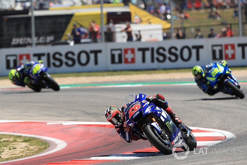 """Vinales can """"smell victory"""" after strong COTA showing"""