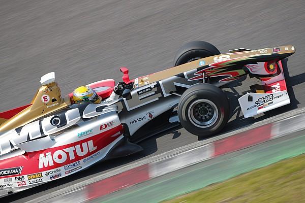 Suzuka Super Formula: Yamamoto dominates season opener
