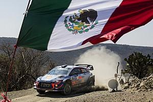 WRC Resumen del tramo Neuville se impone en la etapa inaugural del Rally México