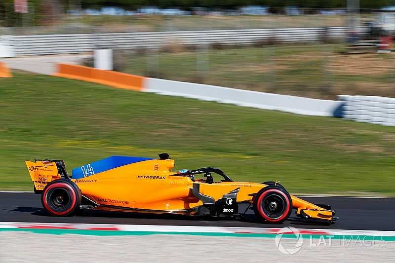 "Alonso ""doesn't need"" final day of testing despite troubles"