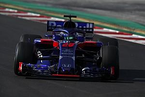 Toro Rosso selbst überrascht: