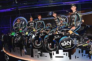 GALERI: Peluncuran Sky Racing Team VR46 2018