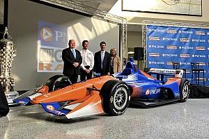 IndyCar Son dakika Ganassi, Dixon'ın 2018'de yarışacağı yeni renk düzenini tanıttı