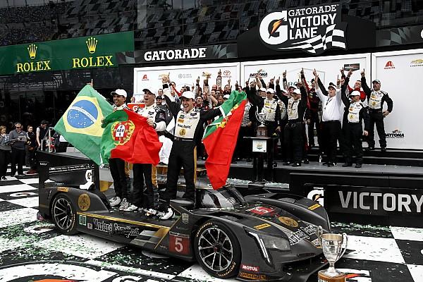 24h Daytona 2018: Cadillac siegt mit Distanzrekord, Alonso im Ziel