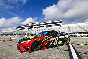 NASCAR Cup Practice report Martin Truex Jr. leads 'Big 3' in final Cup practice at New Hampshire