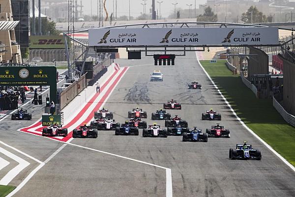 FIA F2 Son dakika Yeni F2 araçları ile startlar
